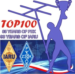 TOP100 OF 85 YEARS OF PZK AND 90 YEARS OF IARU